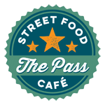 The Pass Street Food Cafe Logo Image